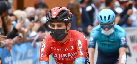 Giro raakt klassementsrenners Landa en Sivakov kwijt