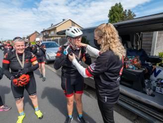 """Eerbetoon met fiets voor Heffenaar die overleed tijdens duik: """"Frank keek echt uit naar zijn eerste deelname aan de 1000 km van Kom op tegen Kanker"""""""