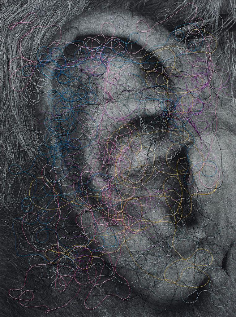 Berend Strik bij Fons Welters - Redefining Realness Beeld Berend Strik / Galerie Fons Welters
