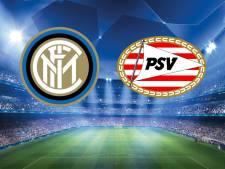 Inter speelt voor CL-overwintering, PSV voor de eer