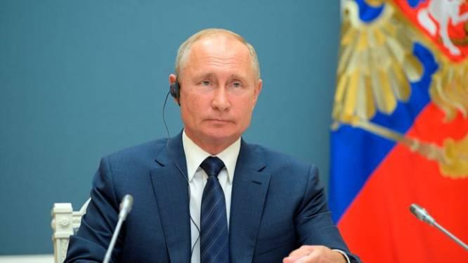 Poetin zegt eindelijk iets over vergiftigde Navalny