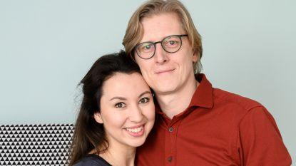 """Nuria uit 'Blind Getrouwd' bevalt in september van haar tweede kindje: """"De huidige regeling is onaanvaardbaar"""""""