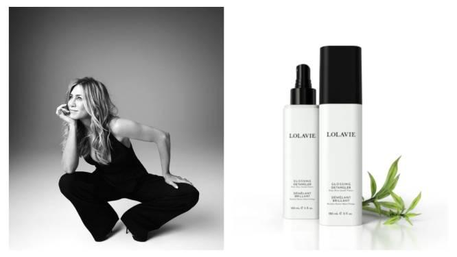 Vous rêvez du brushing parfait de Rachel? Jennifer Aniston lance sa propre gamme de produits capillaires