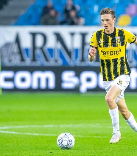 Daan Huisman hoopt op basisplaats in derby tegen NEC: Instapniveau ligt bij Vitesse hoger