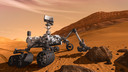 Foto ter illustratie: Artist concept van NASA's Mars Science Laboratory Curiosity Rover.