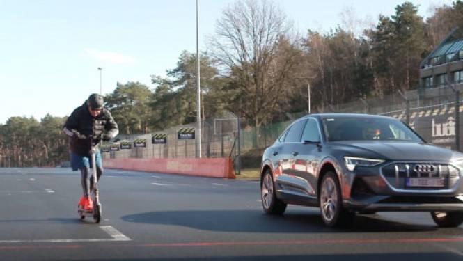 Wat is het snelst: een elektrische wagen… of een elektrische step