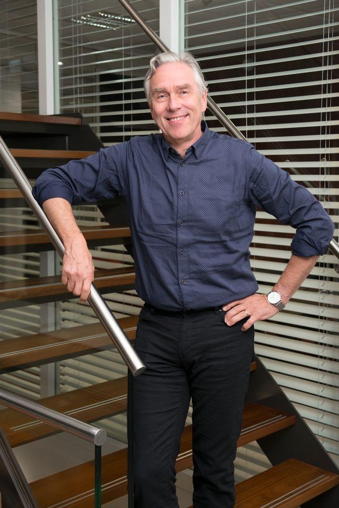 Ed Berends, huisarts en bestuurslid van de Stichting Gezondheidscentra Eindhoven.