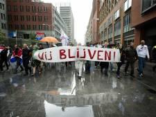 Verbod Van Aartsen omzeild: IS-demonstratie in buurwijk