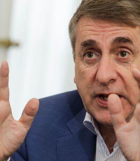 Réforme de l'État: les pistes mises sur la table par Olivier Maingain, ex-président de DéFI