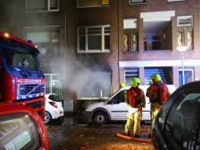 Twee katten omgekomen bij woningbrand Van Schravendijkplein Vlaardingen