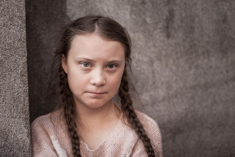 Greta Thunberg in 'I Am Greta'  Beeld BBC/BRF/Anders Hellberg