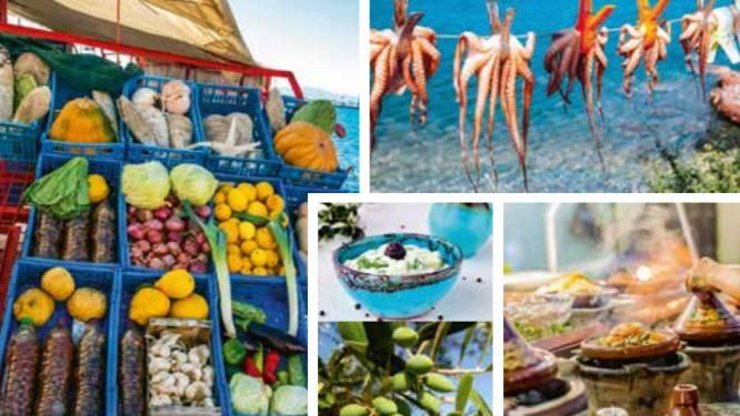 Van tajine in Marokko tot tzatziki in Griekenland: diëtiste Sanne Mouha neemt 6 eetculturen onder de loep