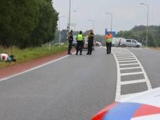 Man overlijdt aan verwondingen na ongeval met scooter