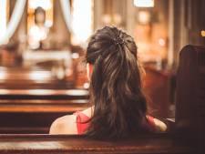 Gevaccineerd naar de kerk