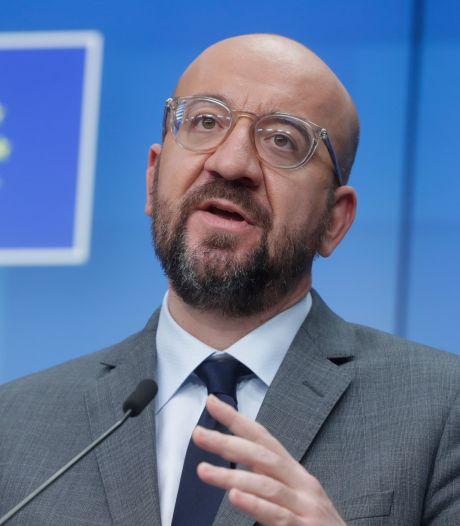 Charles Michel s'est entretenu avec Vladimir Poutine, menace européenne de nouvelles sanctions contre Moscou