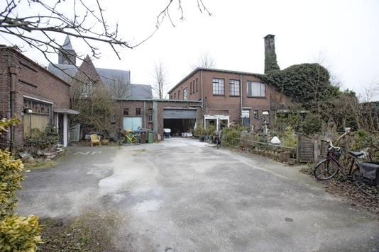 De voormalige PHV-fabriek in Veenendaal.