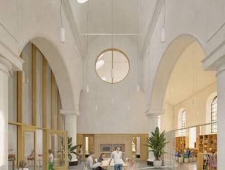 Aalbeke wacht metamorfose: bib en muziekklassen in kerk en vernieuwd en uitgebreid OC openen in september 2022