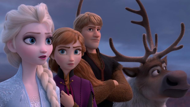 Frozen 2 Beeld Disney