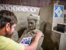 Bijbelse zandverhalen Elburg bijna écht in 3D