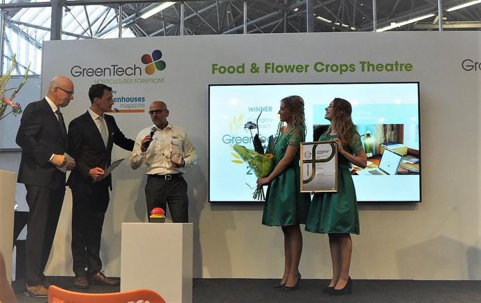Priva wint bij Greentech
