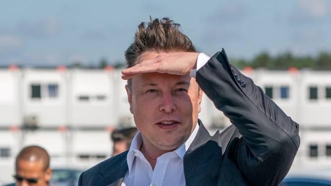 Tesla haalt verkoopdoelstelling van Elon Musk nèt niet