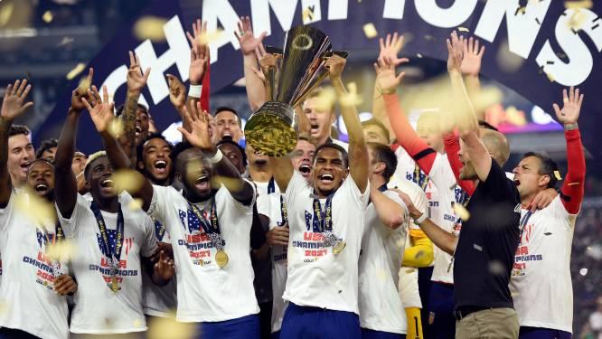 Football Talk. De Gold Cup is een prooi voor de Verenigde Staten: Mexico verliest met het kleinste verschil na verlengingen