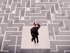 'Je lost problemen niet eerder op als je ze uitdaging noemt'