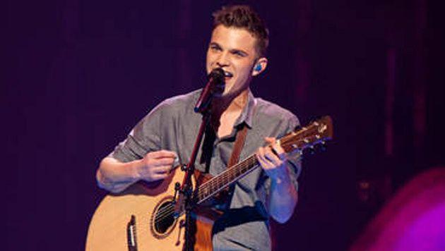 Glenn Claes won in maart de finale van 'The Voice van Vlaanderen'.