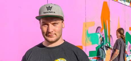 Robbe Baartmans schreef een boek over The Loods: 'Het is veel meer dan een graffitihal'