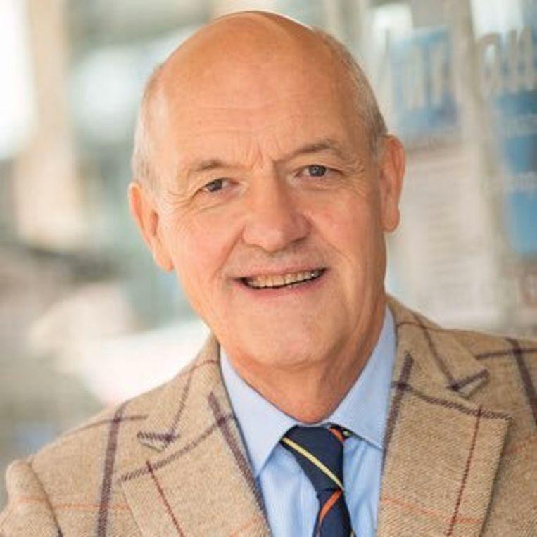 Frits Markus, oud-bestuurder van de NVM Beeld