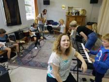 'Ook kwetsbare kinderen moeten muziek kunnen maken'