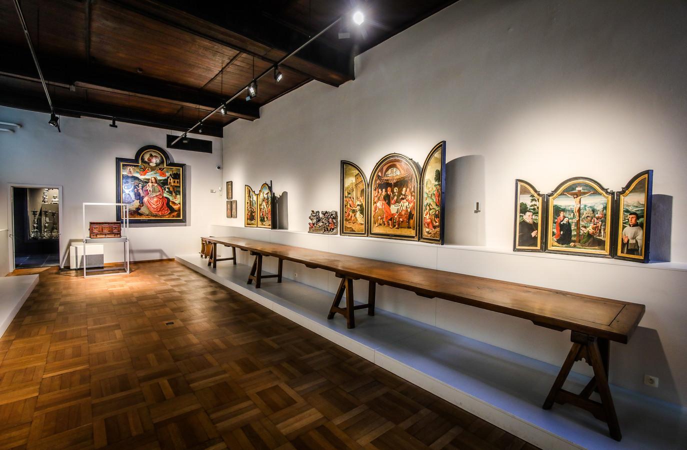 Het museum O.L.V. Ter Potterie in Brugge.