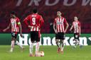 PSV baalt na de 2-1 van Olympiakos.
