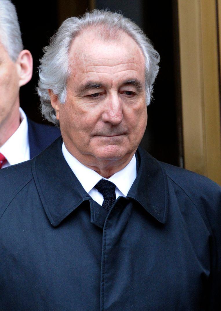 Bernard Madoff. Beeld AP