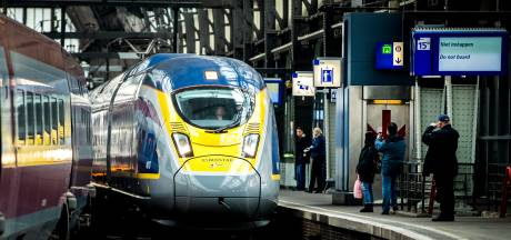 Amsterdam-Londen kan nu in vier uur met directe treinverbinding