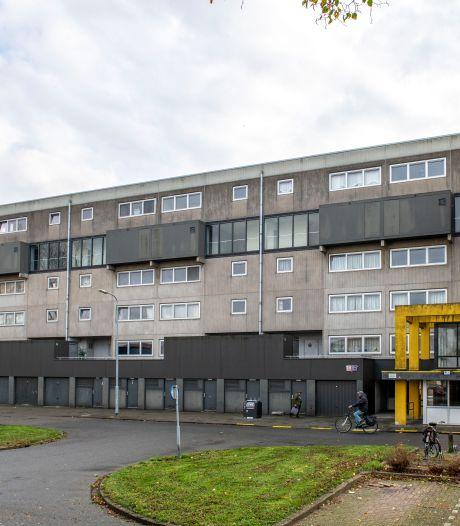 Balkons Middelburgse flats niet veilig; bewoners mogen er even geen gebruik van maken