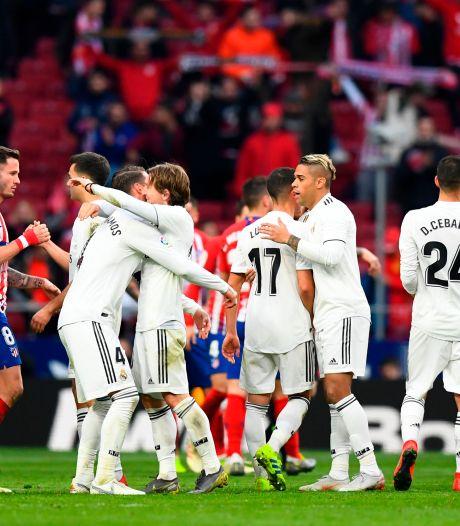 Real Madrid vol vertrouwen naar Amsterdam na zege in derby