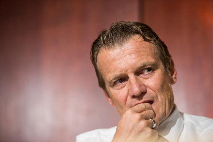 Paul Van Tigchelt, baas bij OCAD.