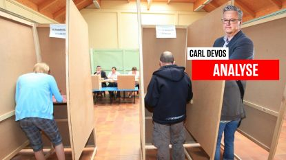 """Carl Devos: """"Als politici te laf zijn om een regering te maken, kunnen ze niet te laf zijn om de kiezer te consulteren"""""""