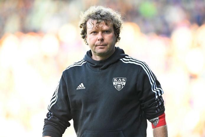Eupen-coach Stefan Kramer.