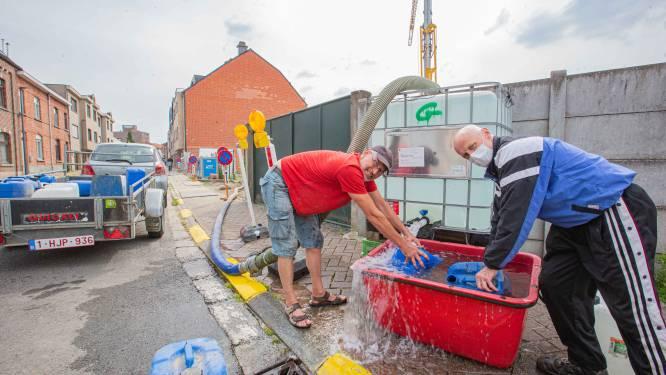 """Oppositie wil grondwater op werven recycleren maar... """"Er is meer nodig dan een container en enkele pompen"""""""