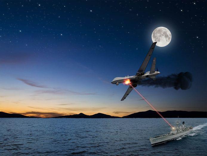 Volgens de nieuwe generaal Rob Kramer worden de boten supersonisch.