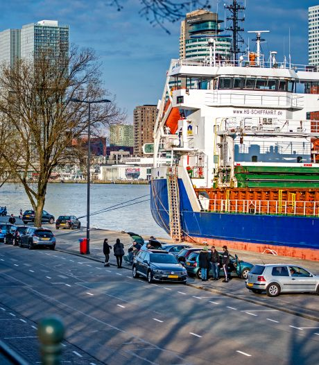 Gemist? Bewoners Parkkade luiden noodklok over straatraces en bijzondere beelden uit de haven
