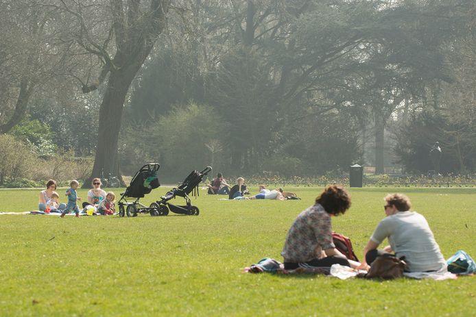 De mishandeling vond plaats in het Julianapark.