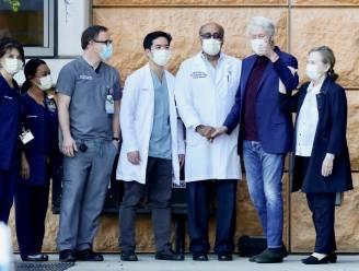 Ex-president Bill Clinton heeft ziekenhuis verlaten