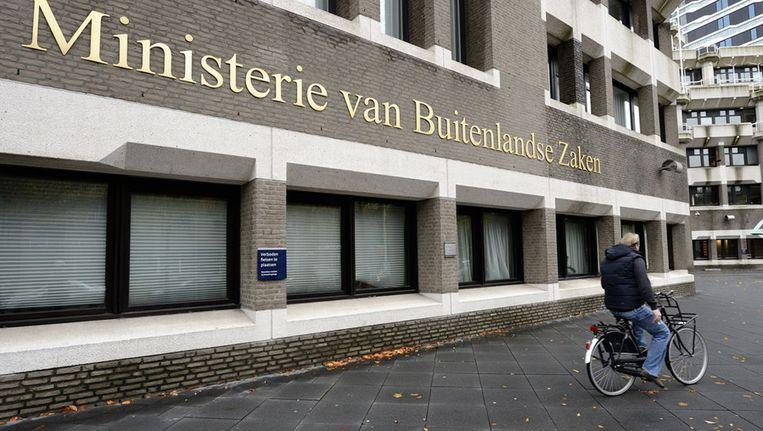 Het ministerie van Buitenlandse Zaken Beeld ANP