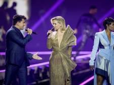 Chantal, Edsilia en Jan zingen in finale Eurovisie Songfestival