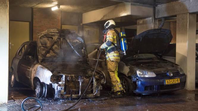 Veel autobranden in Utrecht en Nieuwegein