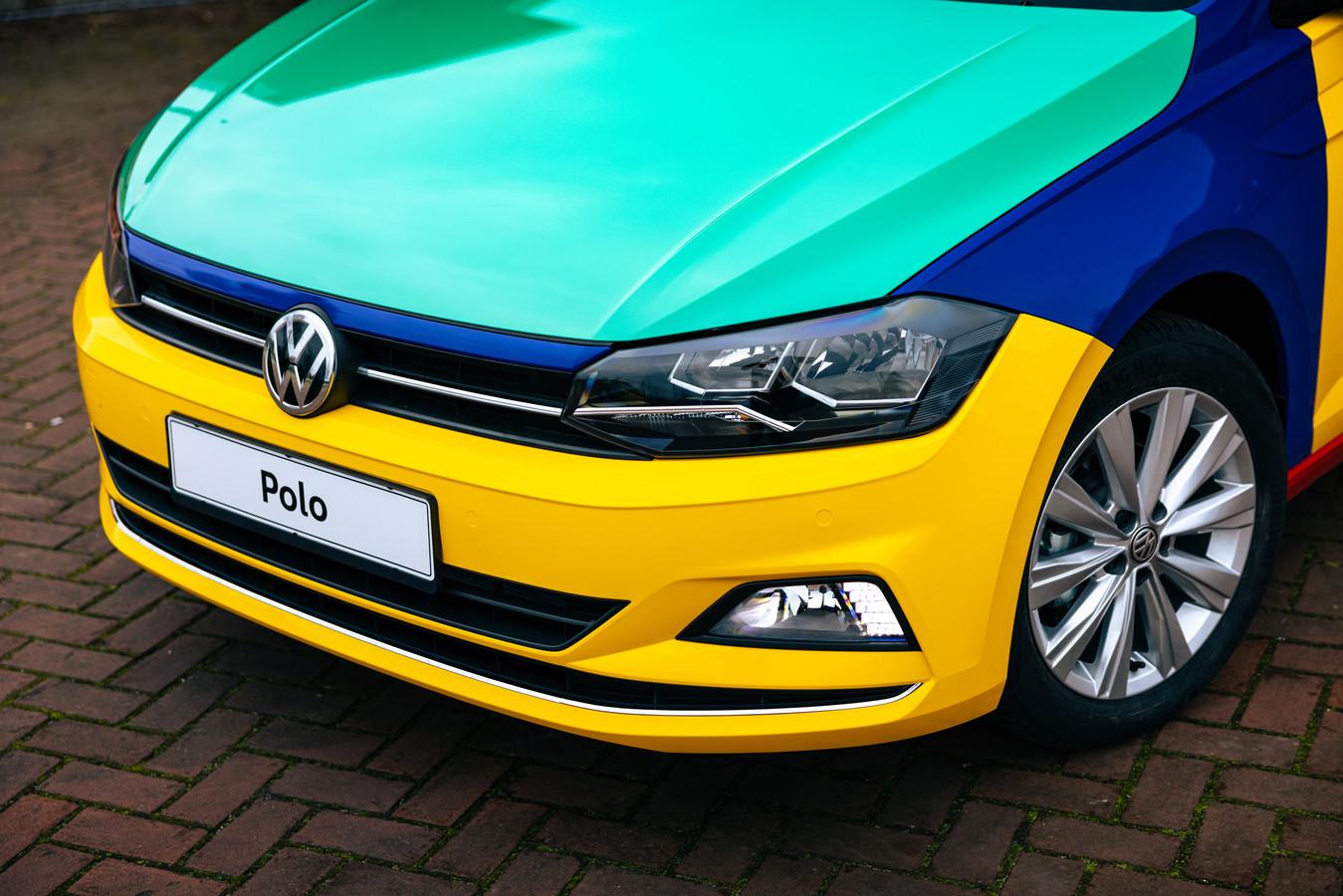 VW Polo Harlekin 2021