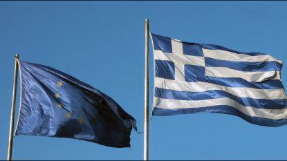 Griekenland vanaf maandag definitief  op eigen poten na laatste economisch steunprogramma